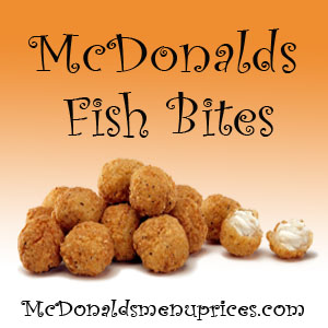 mcdonalds menu prices fish bites